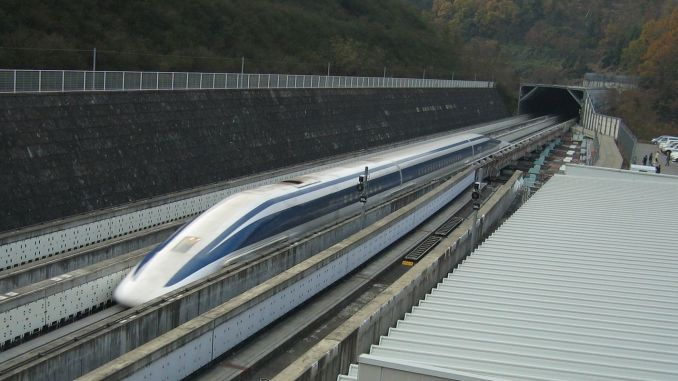 History and Development of High Speed ​​Trains in the World