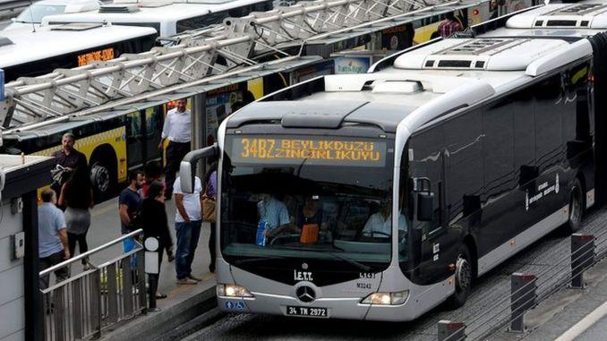 Спирката Edirnekapı Metrobus ще бъде затворена след две уикенди