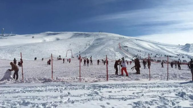 Where is Elmadağ Ski Center, Is There Any Accommodation Facility?