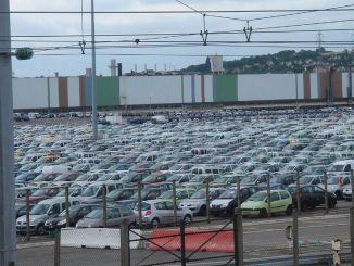Auto-industrie wordt in september exportleider