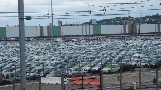 Automotive Industry Becomes Export Leader in September