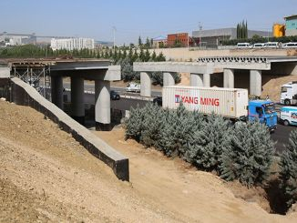Projekt, mis vähendab Gebze ja OIZ-de tihedust, edeneb kiiresti