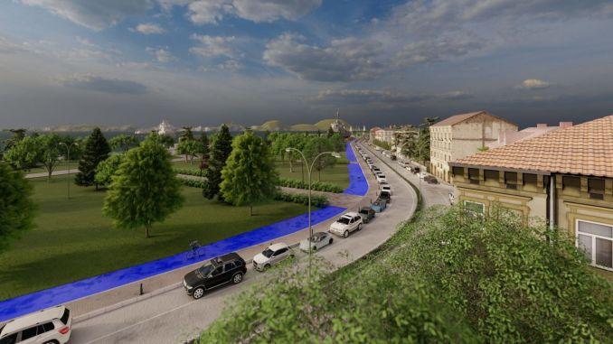 Licitación para resolver el problema de estacionamiento de Gölcük Sahil Caddesi