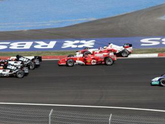 Formule 1 Grand Prix van Turkije om de IMM volledig te ondersteunen