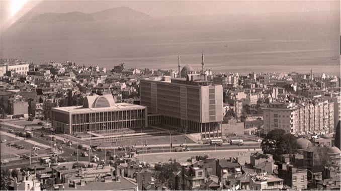 İstanbul Böyükşəhər Bələdiyyəsinin tarixi