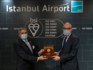 Istanbul Airport ontvangt 5 internationale certificaten