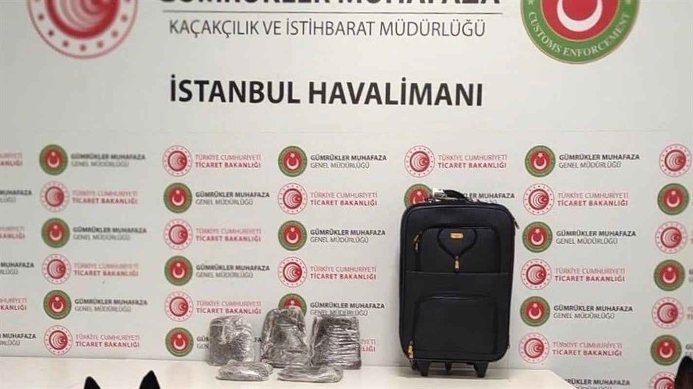 18-kilogram-drugs-caught in istanbul-airport