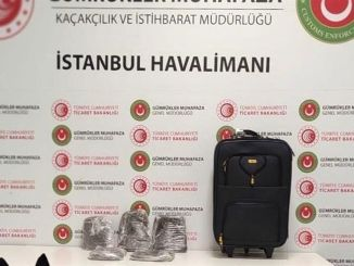 18 Kilograms of Drugs Seized at Istanbul Airport