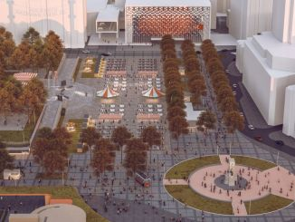Voting Starts for New Designs of Squares in Istanbul