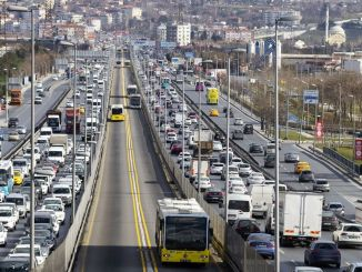 Public Transport Trips Increased in Istanbul