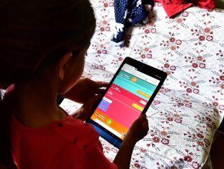 3 Tausend Tablets Bildungsunterstützung durch die Stadtverwaltung von Izmir