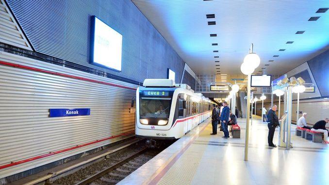 Vorbereitungen für den Übergang zum HEPP-Code-Abfragesystem im öffentlichen Verkehr von İzmir haben begonnen