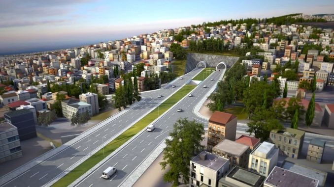 First Tender of Huge Transportation Investment in İzmir Has Been Concluded