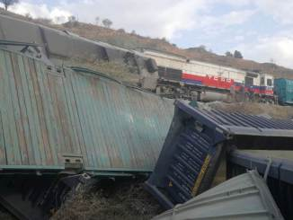 Ankara Kalecik Train Crash