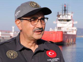 Kanuni Qazma Gəmisi 2021-ci ildə Qara dənizə açılır