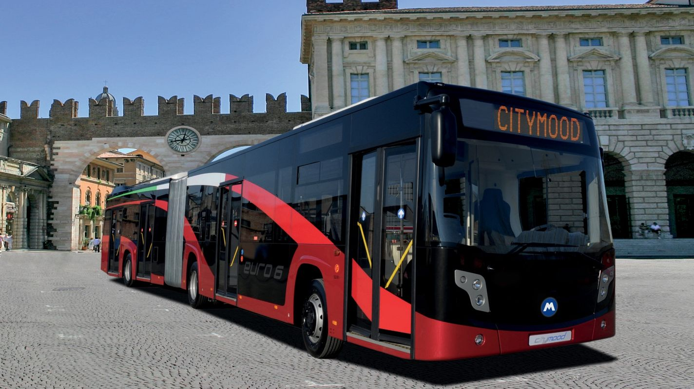 13 Natural Gas Citymood Buses From Karsan to Bulgaria!