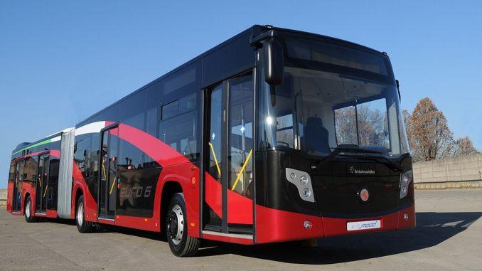 73 CNG Fueled Menarinibus Citymood from Karsan to Mersin