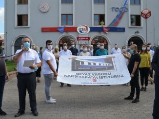 KarşıyakaPeople Started Signature Campaign for 'White Wagon'