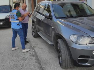 Criminal Procedure Has Been Launched For The Owners Of A Private Vehicle Entering The Bicycle Path In Kordon