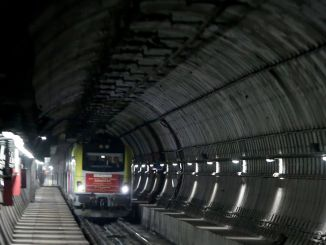 162 Thousand Tons of Load Moved from Marmaray in the First Eight Months