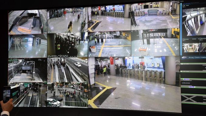 Ekspedicije metroa Mecidiyeköy Mahmutbey počele su s početkom İmamoğlua