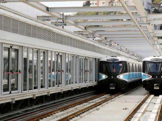 Mecidiyeköy Mahmutbey Metro Eerste 10 dagen gratis