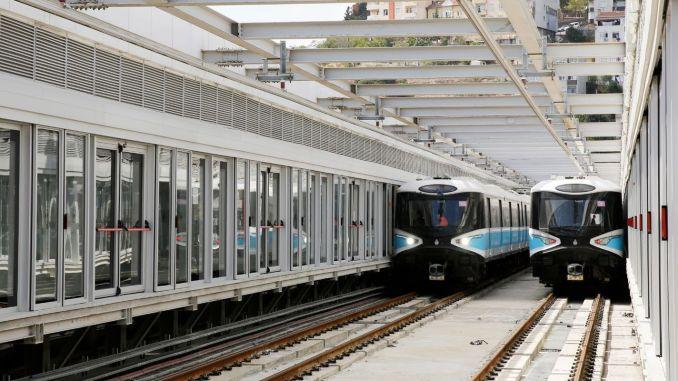 Mecidiyeköy Mahmutbey Metro prvih 10 dana besplatno