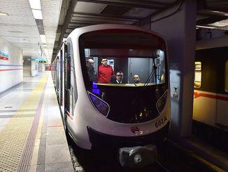 Narlıdere Metro İnşaatının Yüzde 65'i Tamamlandı