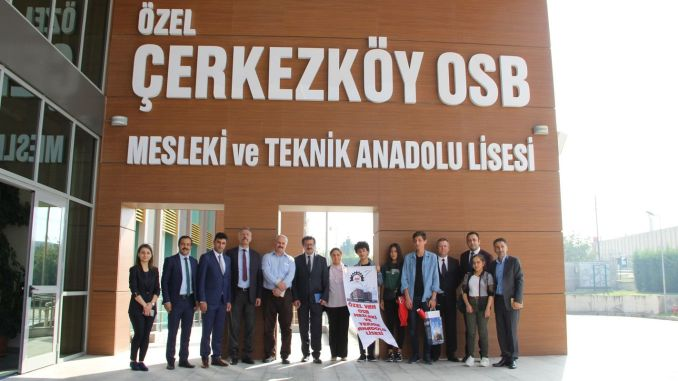 Vocational High Schools to be Opened to OIZs Make a Great Contribution to the Turkish Industry