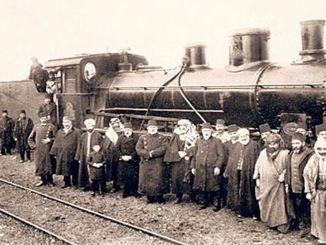 Spoorwegvervoer in het Ottomaanse Rijk