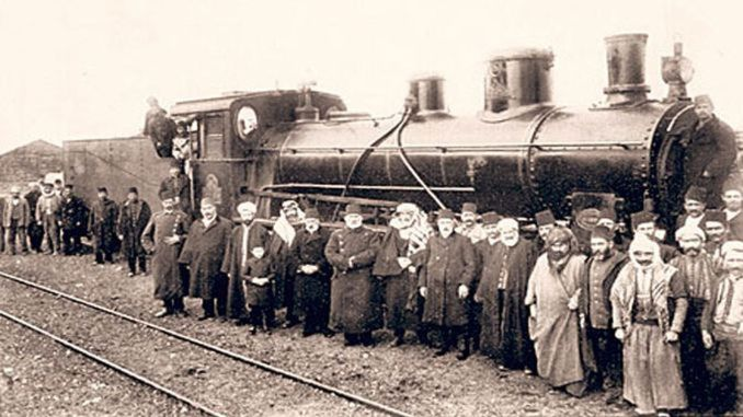 Railway Transport in the Ottoman Empire