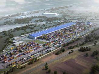 Palandöken Lojistik Mərkəzi Stansiyası Yolları Arasında Drenaj Kanalının inşası Tender Nəticəsi