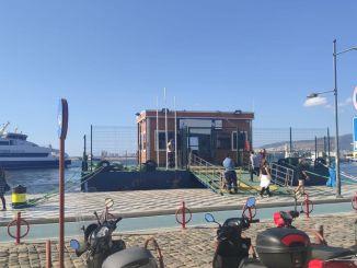Passport Pier is undergoing amendments