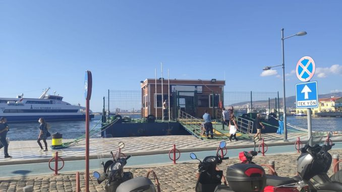 Passport Pier is undergoing amendments
