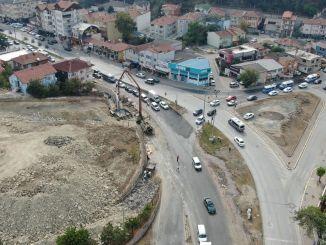SGK Körpü Kavşağı Layihəsinin təməlqoyma mərasimi
