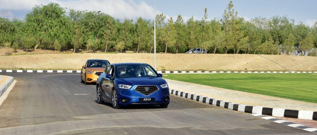 Tatar, KKTC'nin Yerli Otomobili GÜNSEL B9 İle Test Sürüşü Gerçekleştirdi