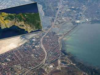 TMMOB Filed a Lawsuit Against the Environmental Plan Prepared for Kanal Istanbul