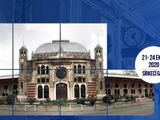 Turkse spoorwegtop wordt gehouden op het station van Sirkeci op 21 en 24 oktober