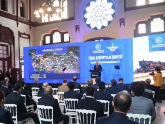 Turkish Railway Summit Started at Sirkeci Station and All Online Platforms