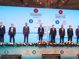 Turkish World Health Science Board Meeting was Held