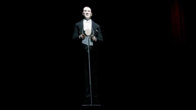 Turkey Ataturk Holograms to the invention with the first on October 29!