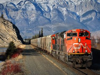 About the Canadian National Railway
