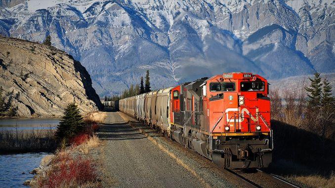 על הרכבת הלאומית הקנדית