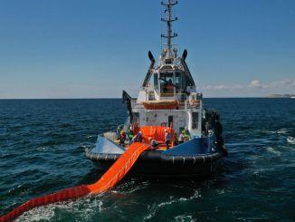 UZMAR Ambarlı'da Deniz Kirliliğine Müdahaleye Hazır