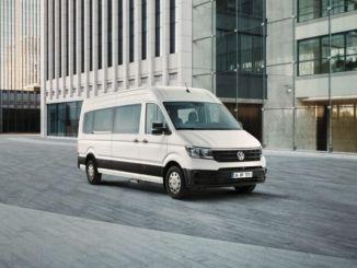 Volkswagen Crafter-in yeni modeli satışa təqdim edildi