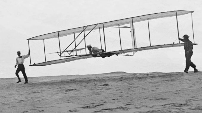 Who are the Wright Brothers?