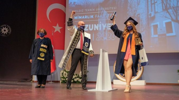 Star-Technical University-Graduation-Ceremonies-Started