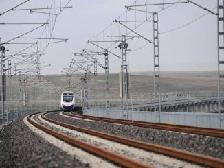 Yozgat Governorship Announced! Do Not Approach The High Speed Train Line
