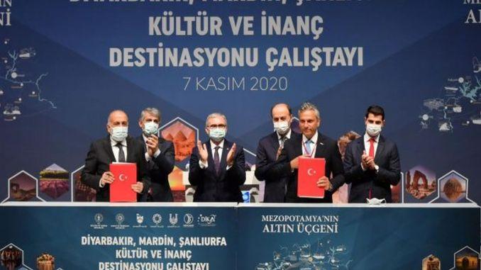 Mesopotamia tourism fair will be held in diyarbakir