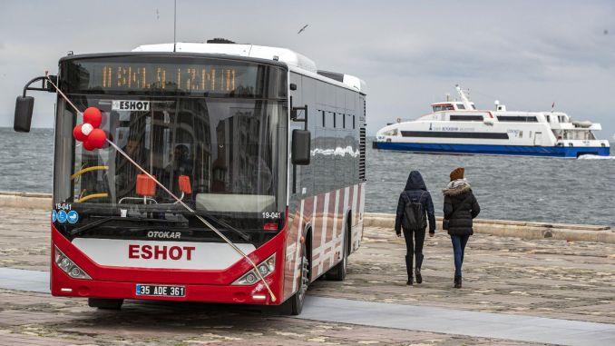 Tarjeta de Izmir gratuita para residentes de luto y discapacitados